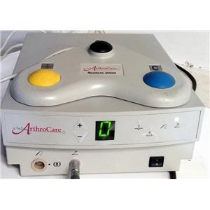 ARTHROCARE 2000 Arthroscopic Electrosurgery System