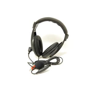 Sole Source Technology Stereo Headphones w/ 6' Cable