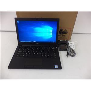 "Dell VG5J0 Latitude 7290 i5-8350U 1.7GHZ 8GB 256GB M.2 SSD 12.5"" W10P"