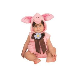 Little Piggy Infant Child Piglet Costume Size 1-2