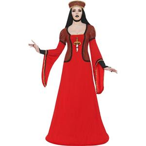 Haunted Court Lady Assassin in Waiting Adult Costume Size Small 6-8