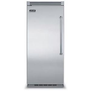 Viking Professional 5 Series 36 Inch SS Built-In Full Refrigerator VCRB5363LSS
