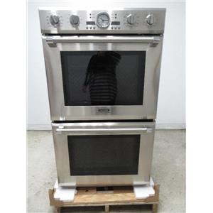 "Thermador Professional 30"" Double SS Electric Convection Wall Oven PODC302J(6)(P:101$)"