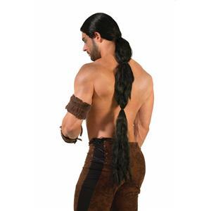 Medieval Fantasy Long Warrior Wig