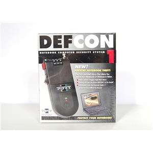 New Defcon Notebook Computer Security System SEL0400