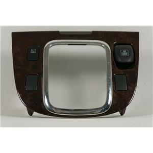 2003-2006 Suzuki XL7 Auto Shift Floor Trim Bezel with 12V Power Button