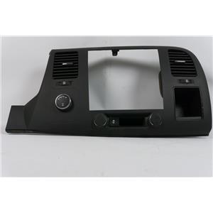 07-13 Silverado Sierra 1500 Radio Climate Dash Trim Bezel Vent 4WD Switch USB