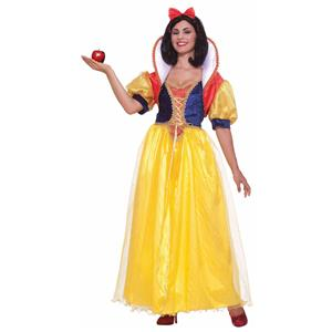 Deluxe Snow White Adult Costume Standard