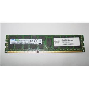 Cisco 15-13567-01 | Samsung M393B1K70DH0-YK0 8GB PC3L-12800R DDR3 ECC Memory RAM