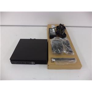 Dell XKF5K OptiPlex 3060 MFF Core i5-8500T 2.1GHz 8GB 256GB M.2 SSD W10P w/WARR