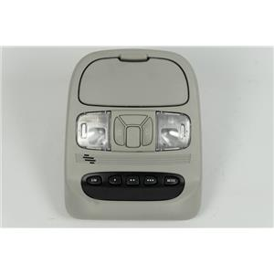 2004-2010 Toyota Sienna Overhead Console with Homelink Side Door Switches Mic