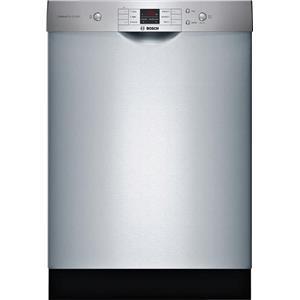 """Bosch Ascenta 24"""" 50 dBA EcoSense Full Console Dishwasher SHEM3AY55N (LOCAL)"""