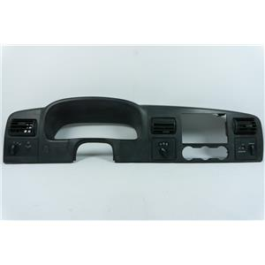 2005-2007 Ford F250 F350 Dash Trim Bezel with Vents, 4WD Switch and Power Point
