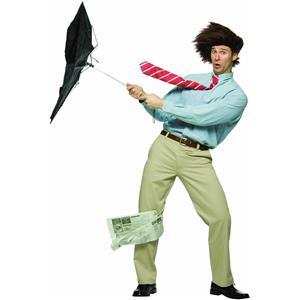 Caught in the Rain Adult Costume