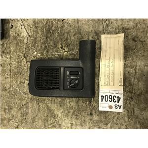 2003-2005 Dodge 2500,3500 5.9L cummins black headlight switch tag as43604