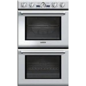 "Thermador Professional 30"" Double Electric Convection Wall Oven PODC302J IMAGES"