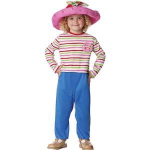 Strawberry Shortcake Costume Size Toddler Medium 2T-4T