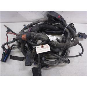 2006 2007 gmc 6 6 lbz diesel engine comp wiring harness 15795977 oem