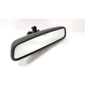 Rear View Mirror With Garage Door Opener 13-16 BMW Black 328i 51169285514