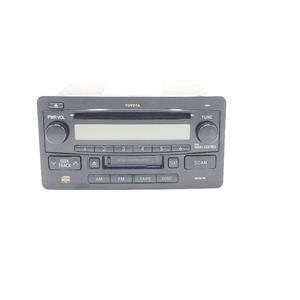 Toyota Sequoia Tundra Genuine OEM AM FM Cassette Tape CD Radio Receiver FUJITSU