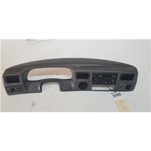 1999-2004 Ford F350/F250 Lariat XLT dash bezel tag as31020