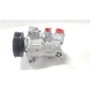 AC Air Compressor Turbo Non-Hybrid 13-16 Audi A4 A5 S4 Q5 OEM 8T0260805E