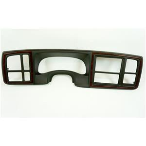 2003-2006 Cadillac Escalade SUV ESV and EXT Dash Trim Bezel for Double DIN