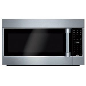 "Thermador Masterpiece Professional 30"" Over-the-Range Microwave MU30RSU Images"