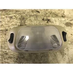 2005-2007 Ford F250/F350/F450/F550 tan dome light bezel as43713