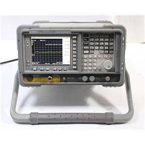 HP Agilent E4407B 9kHz - 26.5GHz Spectrum Analyzer Options B72 A4H BAA AYX