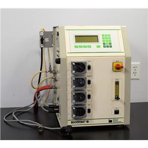 B Braun Biostat B Fermentation Cell Culture Bioreactor (Type 8840334)
