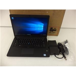 "Dell 2K7MW Latitude 5491 i7-8850H 2.6GHz 16GB 512GB SSD 14"" W10P"
