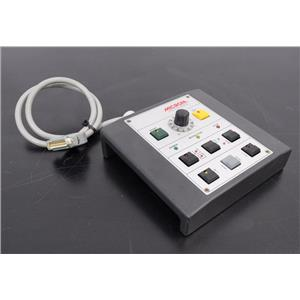 Used: Controller for Microm HM 350 Motorized Rotary Microtome Control Pad