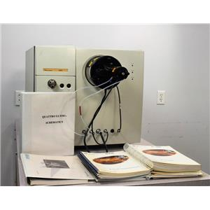 Micromass ZMD Mass Spectrometer and User Manuals For Parts