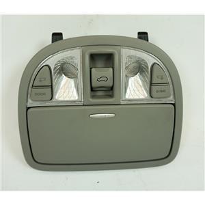 2007-2012 Hyundai Santa Fe Sun Roof Overhead Console Door Dome Light Switches