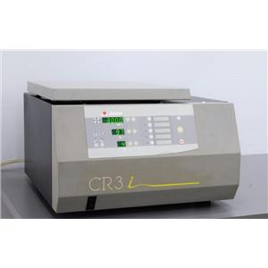 Jouan CR3i Multifunction Benchtop Centrifuge - For Parts - Bad Mainboard