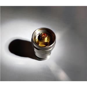 Rohde Schwarz Test Port Adapter N Female FSP FSEM Spectrum Analyzer 1021.0535.00