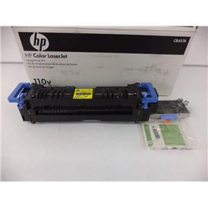 HP CB457A Color LaserJet 110v Fuser Kit for CP6015 - CM6040 mfp OPEN/UNUSED