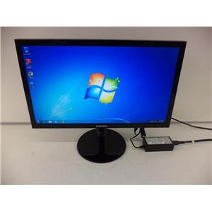 "Samsung S19F350HNNXZA Samsung SF350 Series LED monitor - 19"""