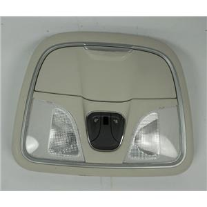2015 2016 2017 Chrysler 200 Overhead Console Map Lights, Shift Light, Storage