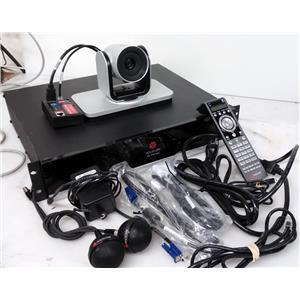 POLYCOM HDX 9000 W/MPTZ-10 CAMERA SYSTEM