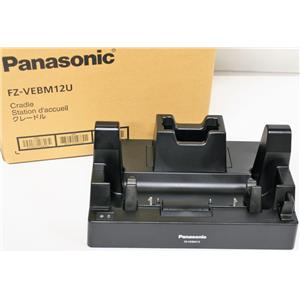 Panasonic ToughPad FZ-M1 battery charger cradle FZ-VEBM12U HDMI USB 3.0 LAN VGA