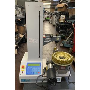 Instron LF Plus LF1202 Universal Test Machine / Tensile Tester w Custom Magazine