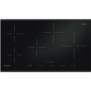 NIB Frigidaire Gallery Series 36 Inch Black Induction Cooktop FGIC3667MB