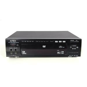 Apex AD-5131 3 Disc DVD Changer/Player