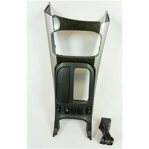 2003-2009 Toyota 4Runner Shift Floor Trim Bezel with Marble Trim Heated Seats