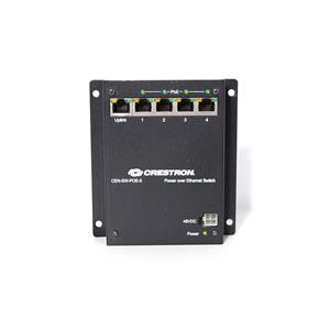 Crestron CEN-SW-POE-5 5-Port POE Gigabit Ethernet Switch