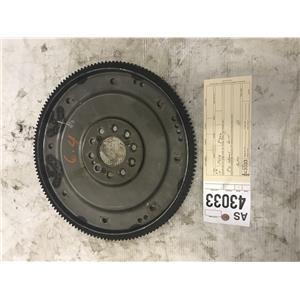 2008-2010 Ford F350 6.4L powerstroke flex plate tag as43033