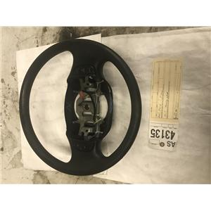1999-2004 Ford F350/F250 Black XLT steering wheel tag as43135