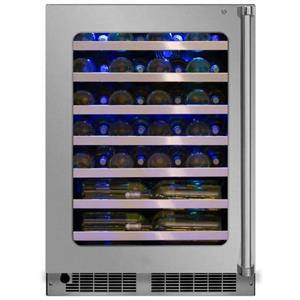 Marvel 24 Inch  5.2 Cu. Ft. SS Counter Depth Wine Cooler MP24WSG5LS